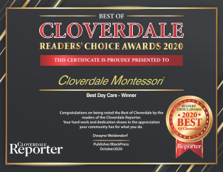 Best of Cloverdale Readers' Choice Awards 2020